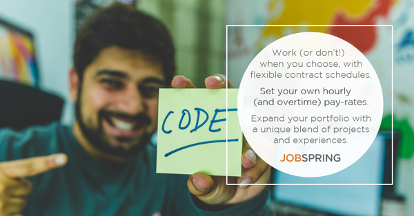 Jobspring-partners, contracting-perks, it-careers