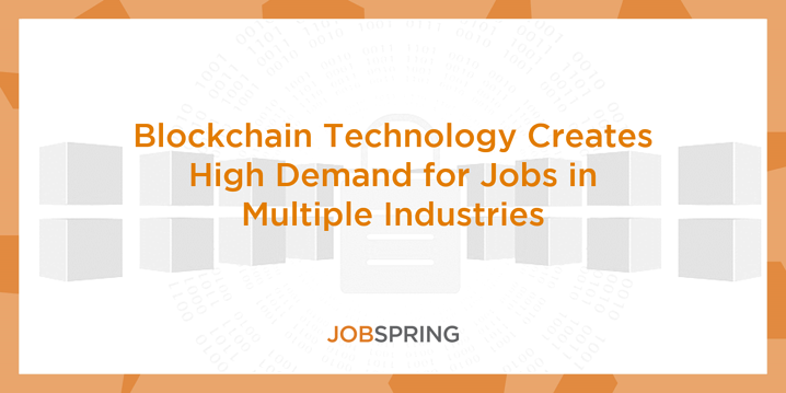 blockchain technology jobs