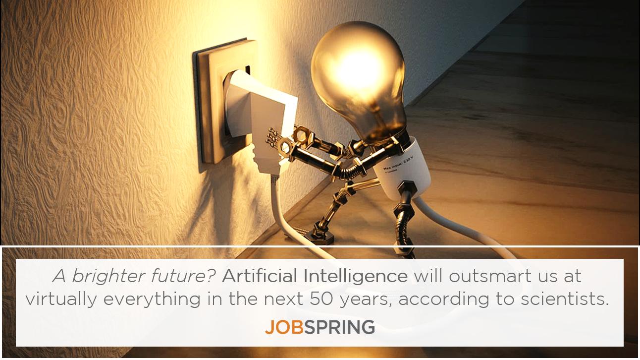 tech trends, artificial intelligence, jobspring partners