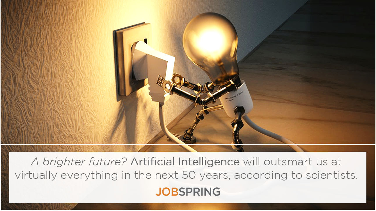 tech trends, artificial intelligence, jobspring partners