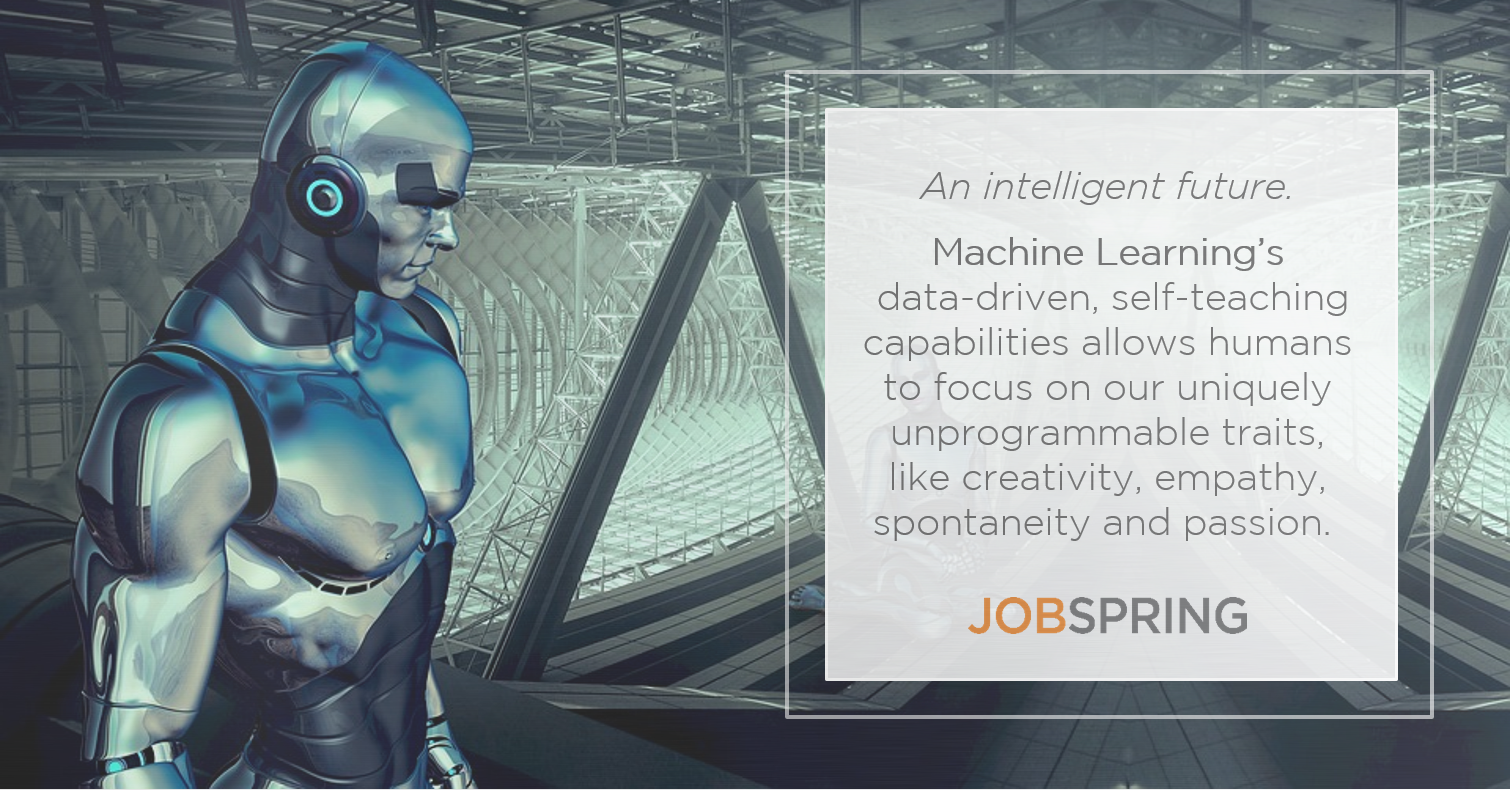 tech trends Machine Learning