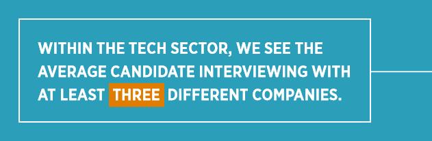 tech hiring advice, talent shortage